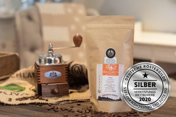 "Gourmet Kaffee "" Pacha Mama "" - Silbermedaille 2020 -"