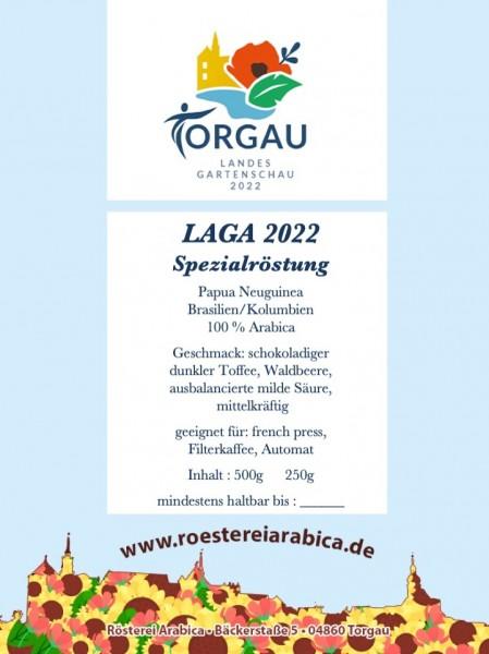 LAGA 2020 Spezialröstung
