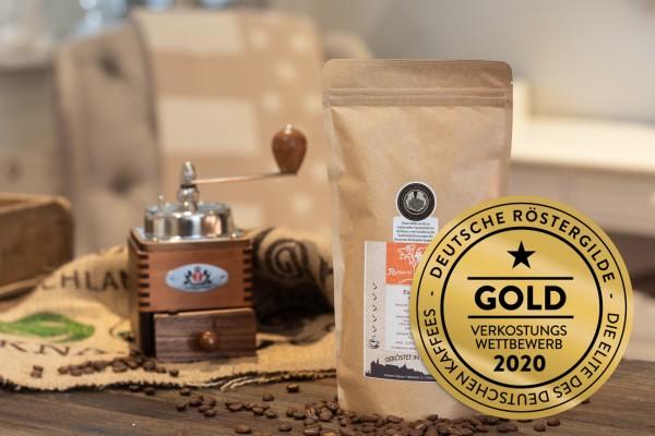 Espresso Bär - Goldmedaille 2020 -